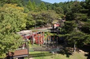 北播磨余暇村公園 コンビネーション遊具