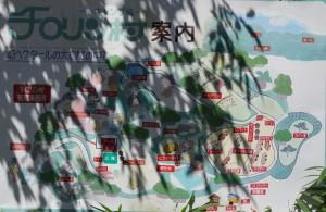 チロリン村現地案内図
