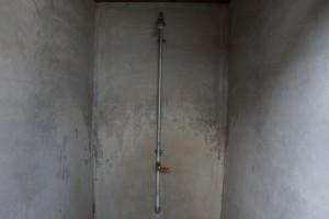 前島海水キャンプ場 シャワー室