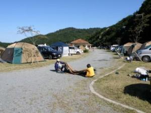 伊毘うずしお村オートキャンプ場