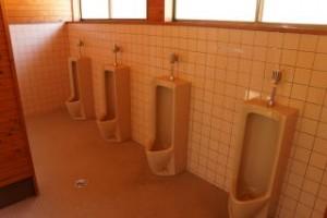 高梁自然公園トイレ