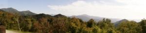 勝山美しい森 パノラマ