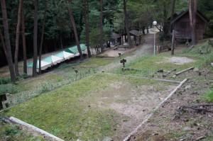 グリーンエコ笠形 永池キャンプ場