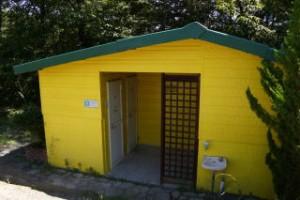 チロリン村トイレ棟