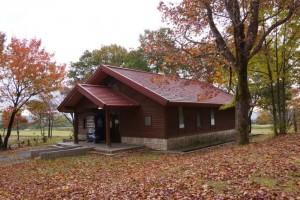 蒜山高原キャンプ場サニタリーハウス