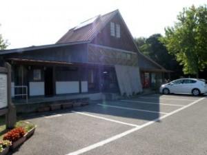 大池オートキャンプ場クラブハウス