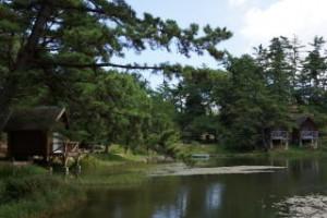 藤波池畔キャンプ場