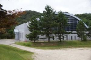 奥伊那健康の郷 体育館