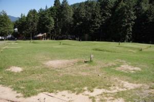 キャンプリゾート森のひとときオートキャンプ場