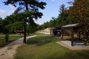 里庄美しい森キャンプ場