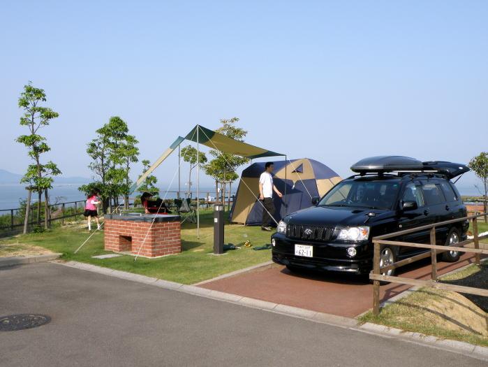シーサイドコリドールオートキャンプ場