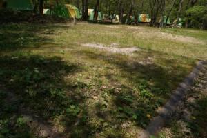 ひろしま県民の森第1キャンプ場
