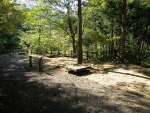 大滝山県民いこいの森キャンプ場第2キャンプ場 (2)