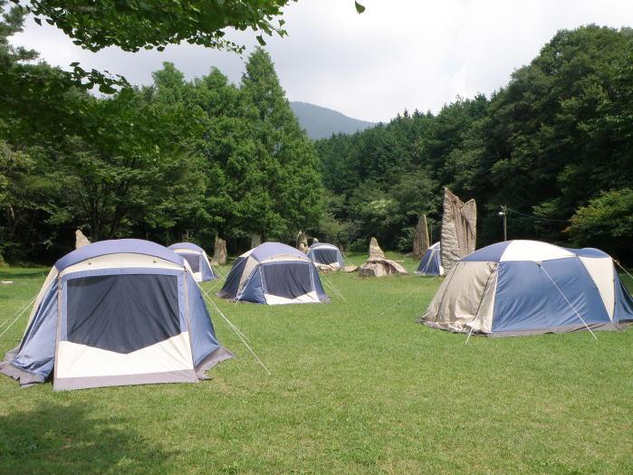 塩釜キャンプ場