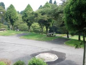 野呂山キャンプ場オートキャンプサイト