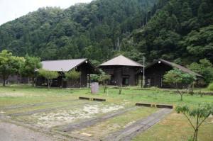 長林キャンプ場 オートサイト