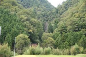 新田ふるさと村 不動の滝