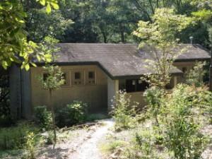 社家郷山キャンプ場 トイレ