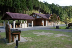 新田ふるさと村 オートサイト