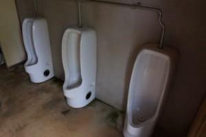 もみのき森林公園キャンプ場トイレ