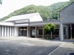 御津郷土資料館