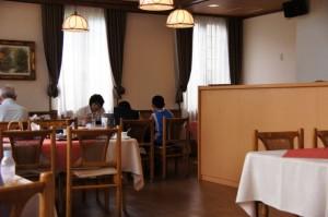 やしろ鴨川の郷 レストラン