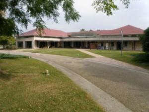 赤穂海浜公園キャンプ場センターハウス