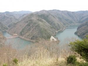 新成羽ダムfrom西山高原