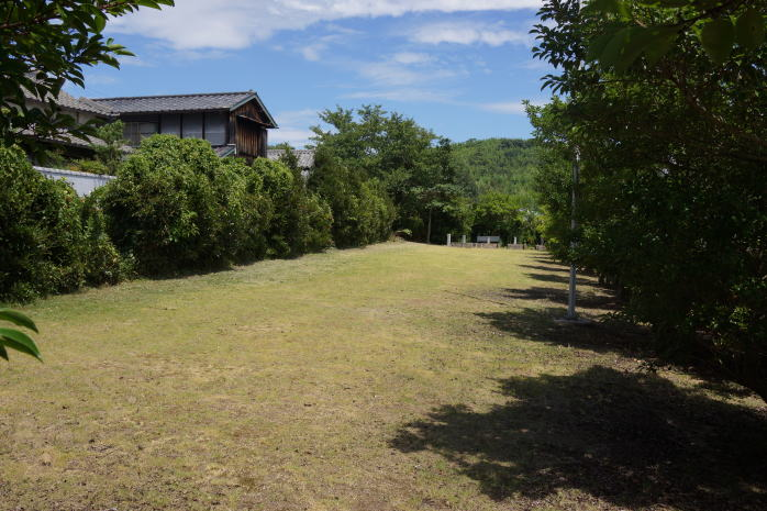 粟島海洋記念公園キャンプ場