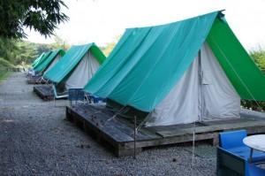グリーンピア三木 常設テント