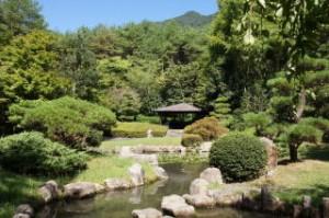 北播磨余暇村公園 日本庭園