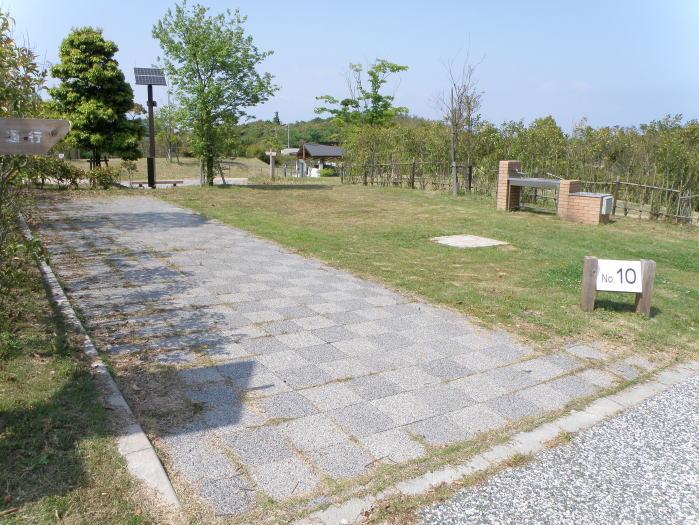 讃岐五色台オートキャンプ場