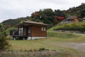 片添ヶ浜公園オートキャンプ場 コテージ