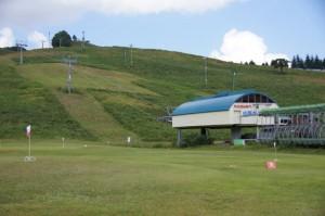 スキー場 アップかんなべ