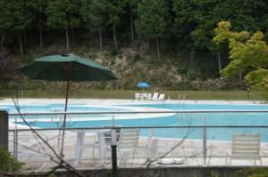スターグランパス屋外プール