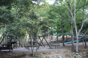 羅漢の里キャンプ場 子供の森