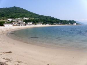 女木島海水浴場
