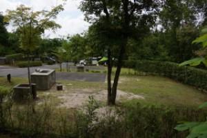 憩いの森公園 オートサイト