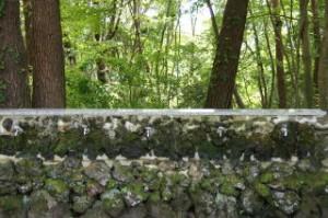 神鍋高原キャンプ場 洗い場