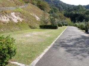 真道山森林公園 オートサイト