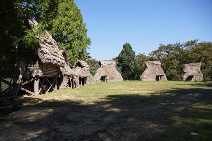 石ヶ堂古代村キャンプ場