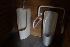 竜王山キャンプ場 トイレ