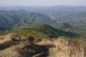 南の原from吾妻山