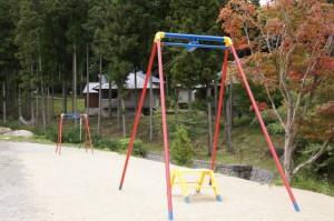 丹波篠山渓谷の森公園 子供広場