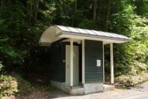 魅惑の里 オートサイト トイレ
