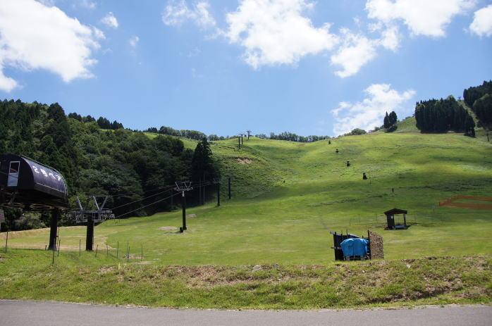 杉高原大屋スキー場・キャンプ場