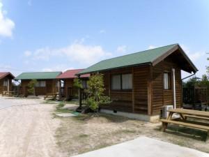 多々羅キャンプ場 コテージ