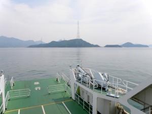 大久野島遠景