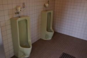 江の川カヌー公園さくぎ オートサイト トイレ