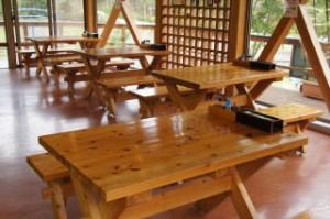 丹波篠山渓谷の森公園 レストラン